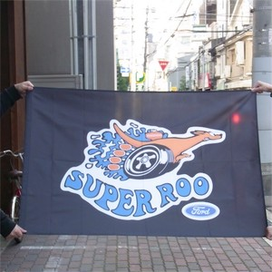 FORD SUPER ROO Flag