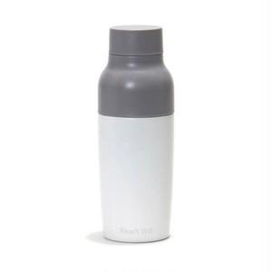 Reachwill魔法瓶  vaseステンレス製真空マグボトル 380ml ホワイト