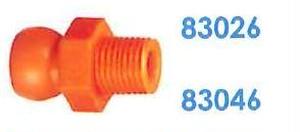 """83046 汎用クーラントホース3/8"""" 1/4"""" PTコネクター"""