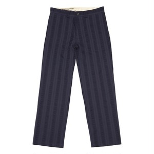 WHIMSY / EMBOSSY CHINOS -NAVY-