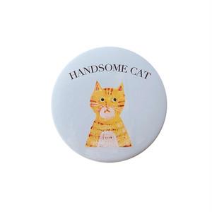 ポケットミラー HANDSOME CAT