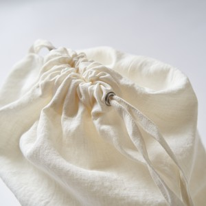 Linen Comfortable KINCHAKU