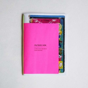 zine 『my brain note』