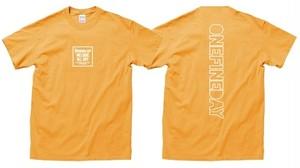 【受注先行販売】メロディックTシャツ (ゴールド)