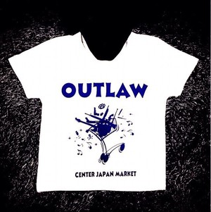 kids OUTLAWs MARKET  T
