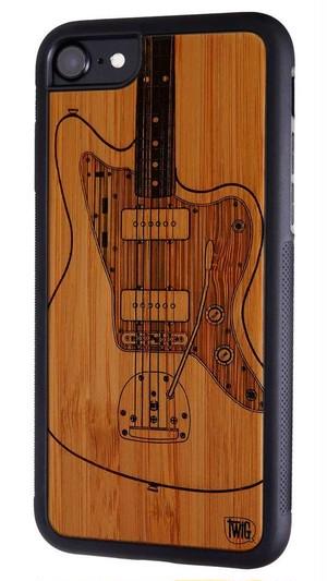 Jazzmaster - Bamboo - iPhone SE(2020)/7/8