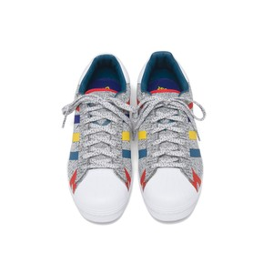 WM × adidas Originals【Super Star Boost】- WHITE