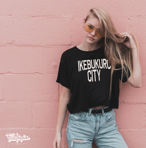 Freetopia  『IKEBUKURO CITY』  S/S Tee FT-001