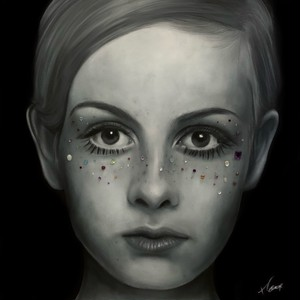 Moeco 『Twiggy Jewerly Freckles』