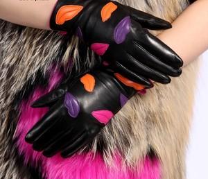 本革❤︎LIP手袋