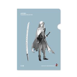 クリアファイル【山姥切国広】studio仕組×刀剣乱舞-ONLINE-コラボ