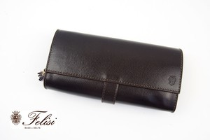 【Sold Out】フェリージ|Felisi|長財布|3005|ブラウン