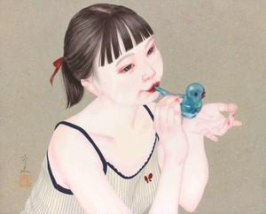 "Rika OSHIMA"" Captivated by the sound"""