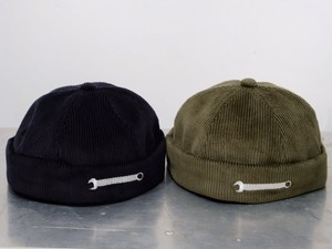 "FAT WRENCH ""CORDUROY THUG CAP"""