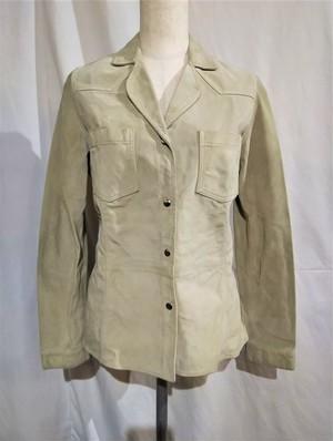CHARLES JOURDAN  Suede jacket /Made In France [7777]