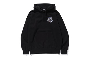 PULLOVER HOODED SWEAT Crazy Raccoon OG