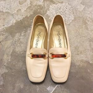YSL ivory Loafer 【size 34f】
