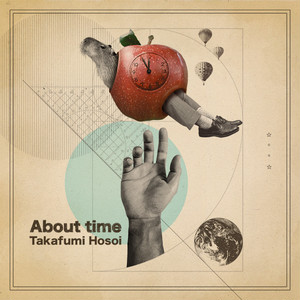 CD ミニアルバム「About time」(BASE購入者限定特典付き)