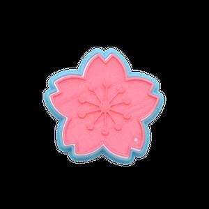 クッキー型:桜