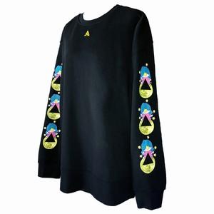 """Star Girl"" printed sweatshirts"