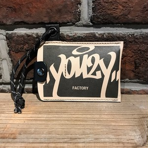 YONZY TAG LEATHER CARD CASE