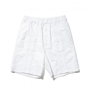 SON OF THE CHEESE サノバチーズ CUBA Shorts(WHITE)SC1910-PN05