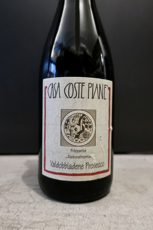 Prosecco Sur Lie2018 / Casa Coste Piane(プロセッコ シュール リー/カーサ コステ ピアーネ)