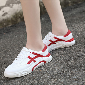 【sneakers】Autumn new Korean style stripe casual  running sneakers