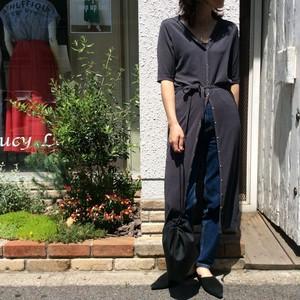 JOYMAKER/フード付きリブカーディガン(2019ssご予約商品)