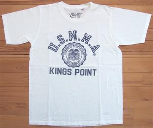 Brentwood ブレントウッド Tシャツ U.S.M.M.A. カットソー 半袖 Made in U.S.A. USA アメリカ製