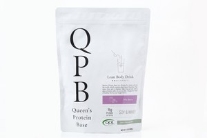 QPB/Queen's Protein Base(ミックスベリー味)600g