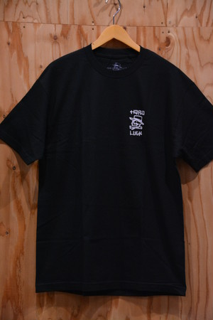 HardLuck FREE RIDE TEE BLACK