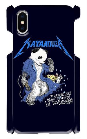 【通販限定】MATAAOUZEオリジナルiPhoneXケース