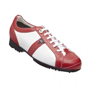 【Men's】 CLIFF red-white