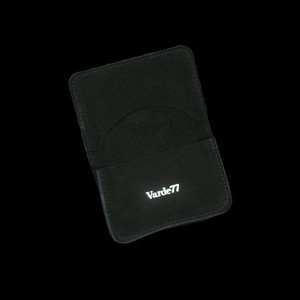 NAME CARD CASE SUEDE
