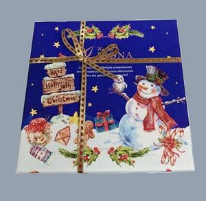 季節の贈り物(クリスマス) 中 焼菓子8個入り