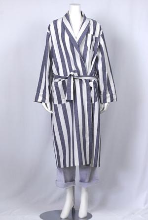 【対象外】night gown ボールドストライプ