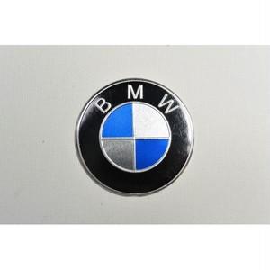 【ステッカー】BMW(ビーエムダブリュー) エンブレム アルミステッカー(デカール)