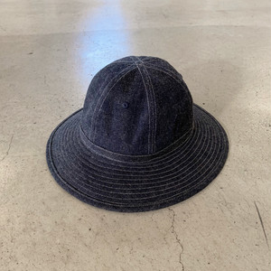 "Nigel Cabourn / DENIM HAT ""12.5oz"""
