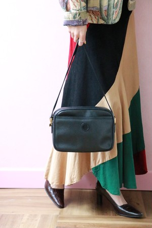 GUCCI rectangle shoulder bag
