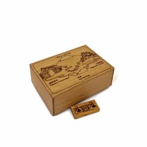 Osaru no Kago-ya puzzle box
