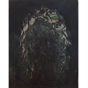 「無題」 キャンバスにアクリル * 絵画 現代美術 アート作品 抽象画 内野隆文 takafumiuchino