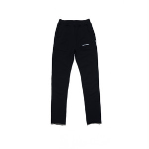 SEASONING SWEAT PANTS - BLACK