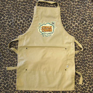 Cycle Trash 21th anniversary Shop Apron ver.2 - Fart/Oyster by Burrito Breath