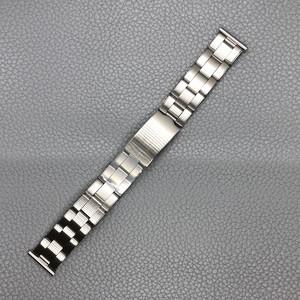 VAGUE WATCH Co. 時計ベルト ヴァーグ ウォッチ ステンレスブレス リベット 3LINK エクステンション ストレート管 18/19mm  腕時計ベルト
