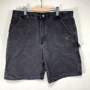 【carhartt 】Short denim pants