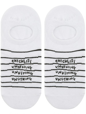 【inapsquare】COVER SOCKS CHECKLIST