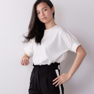 Balloon Sleeve Blouse / WHITE