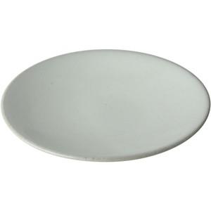 益子焼 つかもと窯 中皿 ホワイト 15.6cm ソーサー 伝統釉シリーズ 糠白釉 KKS-5