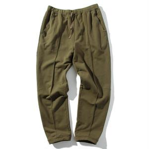mellow edging sweat pants(khaki)